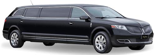 6 Passenger Lincoln MKT Limo