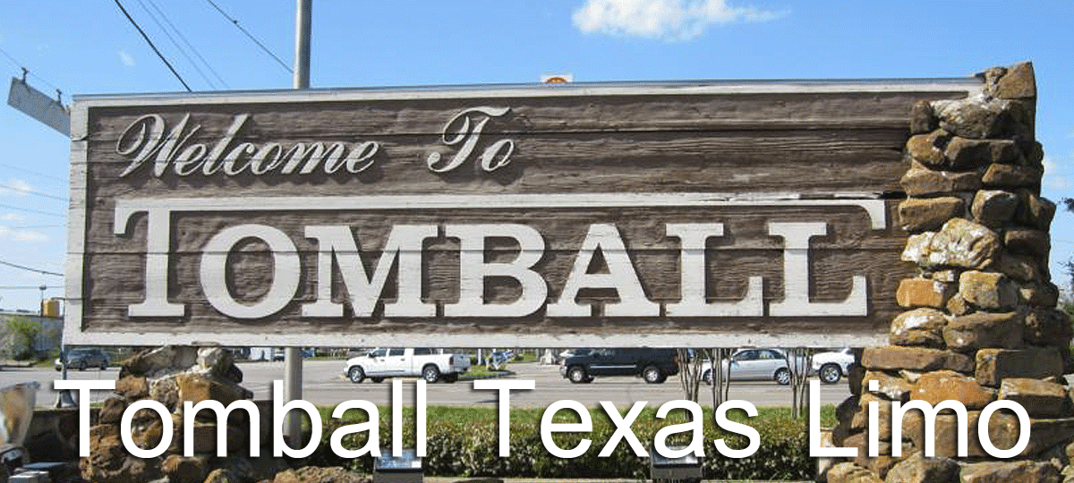 Tomball Texas Limo