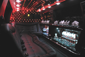Expedition Limousine Interior