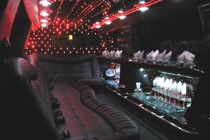 Expedition Limousine Interior