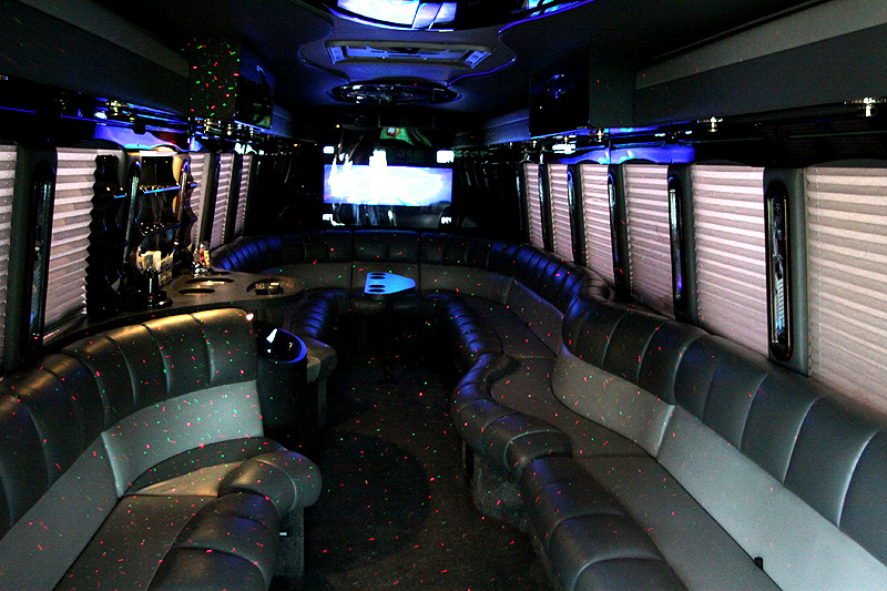 Spring Party Bus