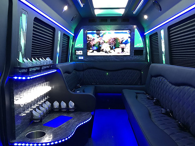 Sprinter Limo Bus Int
